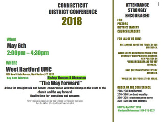 CT District Conference 2018