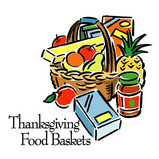 Thanksgiving food baskets