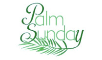 It's Palm Sunday