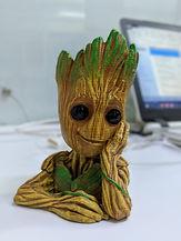 Marvels of the world- Groot. Dailyphenom