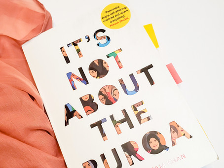 "A review  of "" It's not about the burqa""."