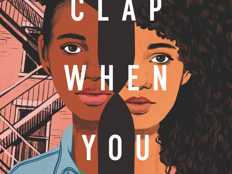Book review: Clap when you land by Elizabeth Acevedo