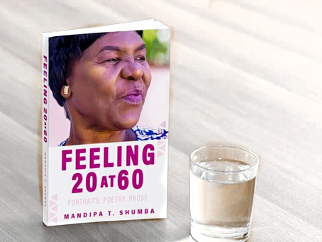 Book Review: Feeling 20 at 60 by Mandipa T. Shumba
