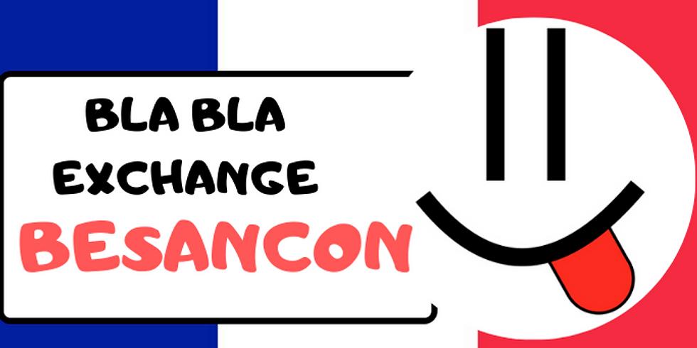 Besançon BlaBla Exchange
