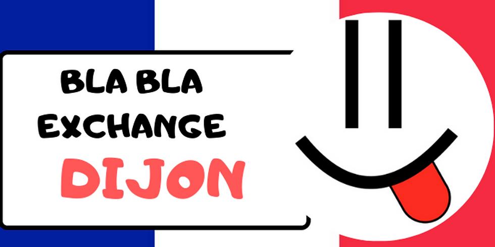 Dijon BlaBla Exchange