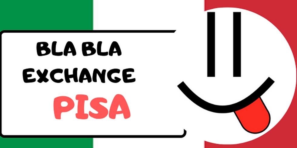 Pisa BlaBla Exchange