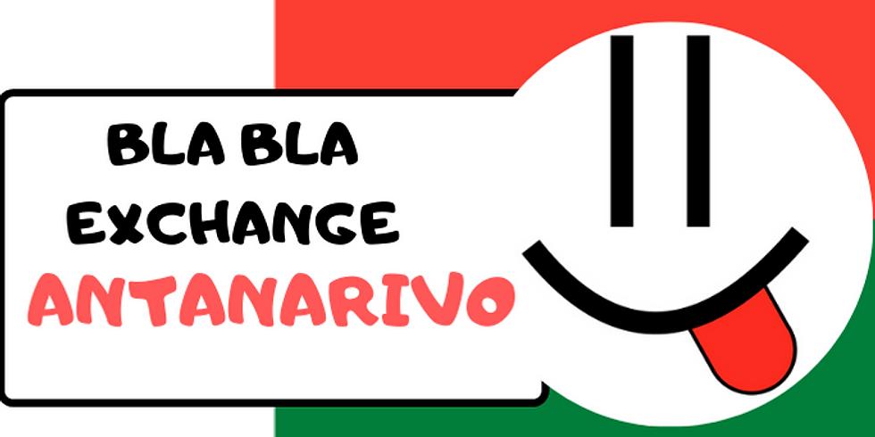 Antananarivo BlaBla Exchange