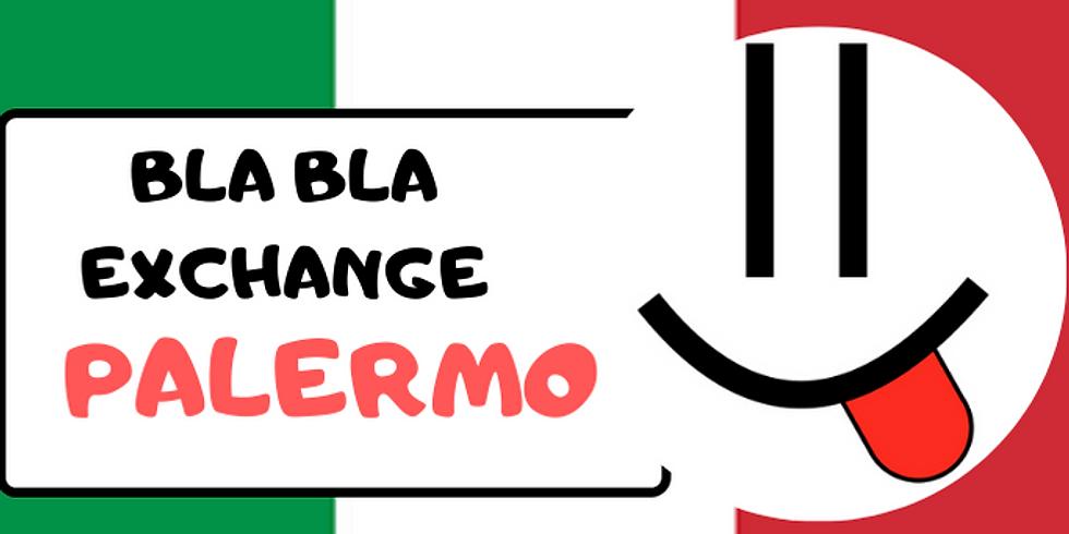 Palermo BlaBla Exchange