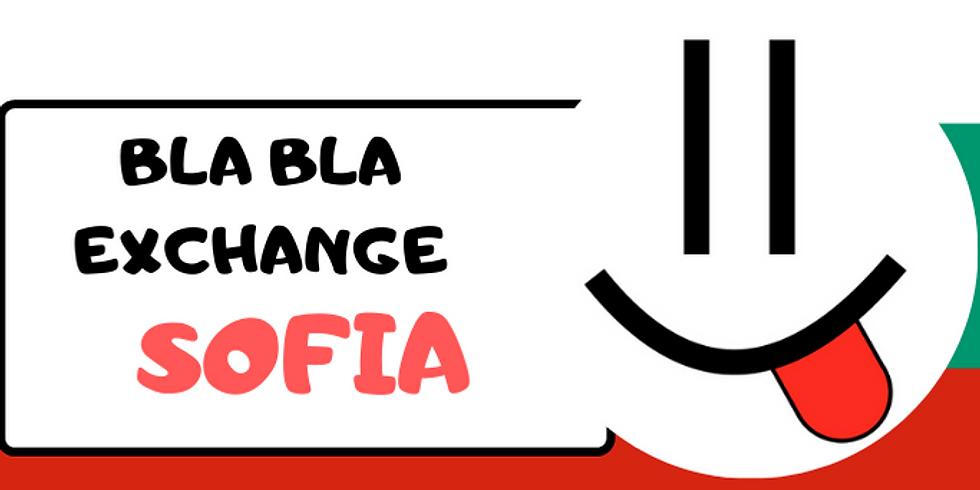 Sofia BlaBla Exchange