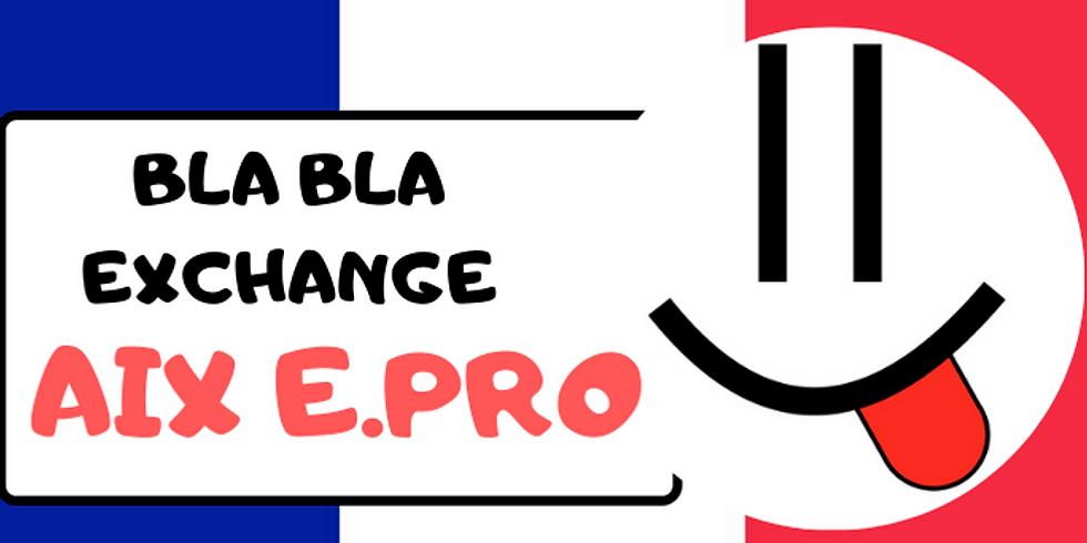 Aix en Provence BlaBla Exchange