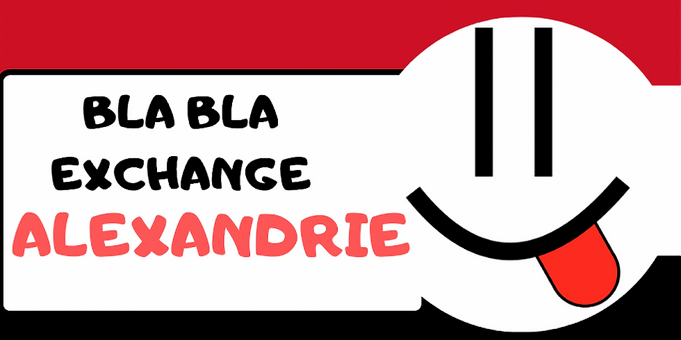Alexandria BlaBla Exchange