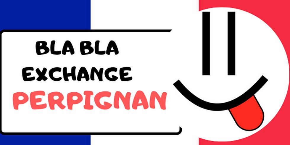 Perpignan BlaBla Exchange