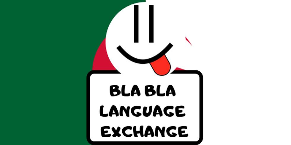 Algiers BlaBla Language Exchange