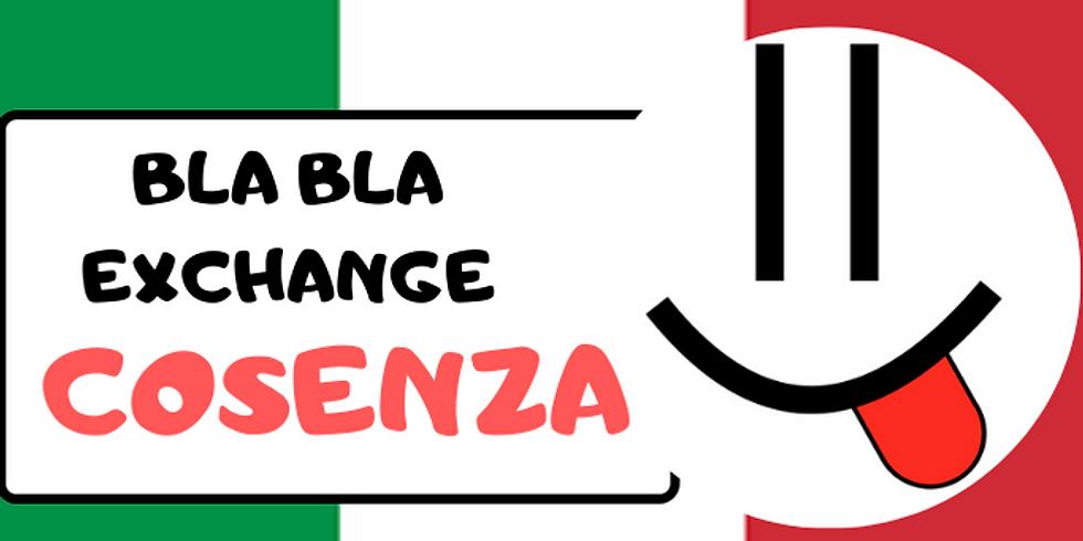 Cosenza BlaBla Exchange