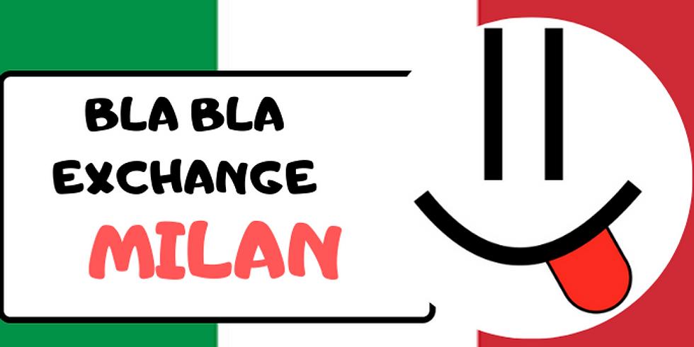 Milan BlaBla Exchange