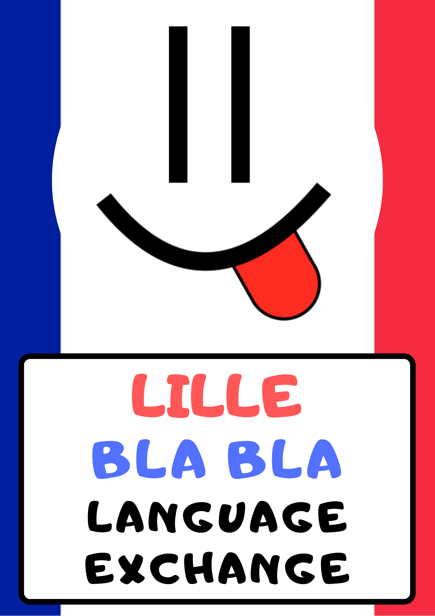 Lille BlaBla Language Exchange
