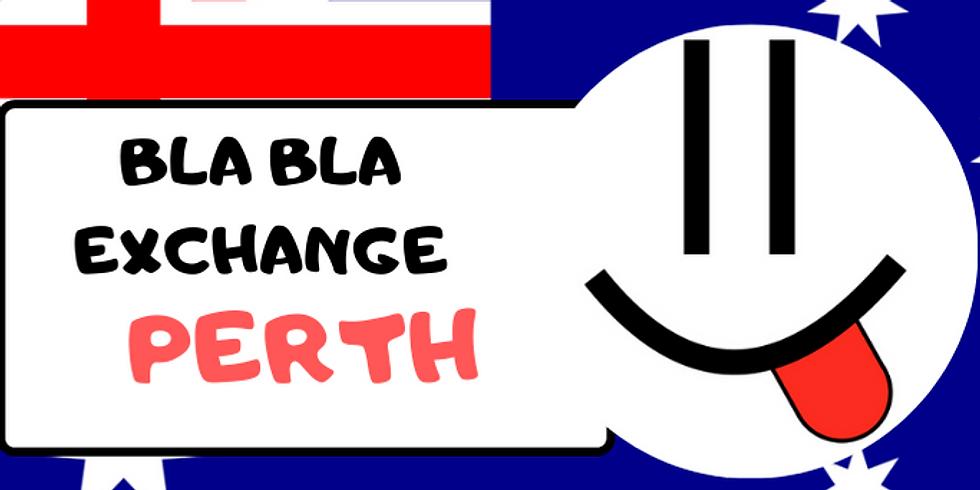 Perth BlaBla Exchange
