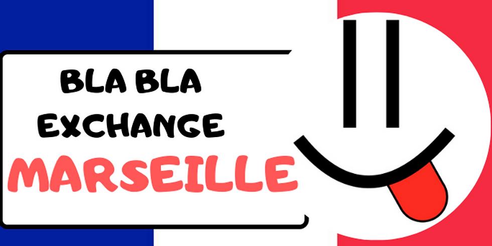 Marseille BlaBla Exchange