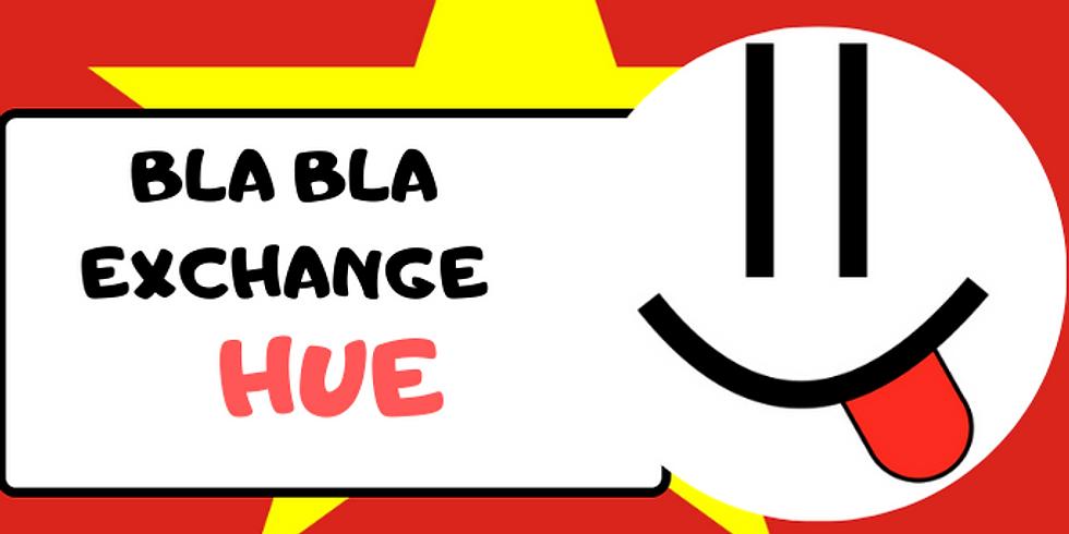 Hué BlaBla Exchange