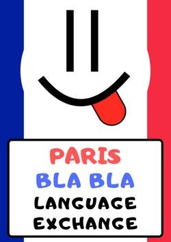 Paris BlaBla Language Exchange