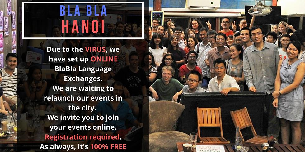 Hanoi BlaBla Language Exchange (Tuesdays)