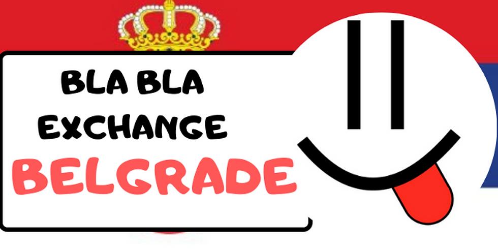 Belgrade BlaBla Exchange