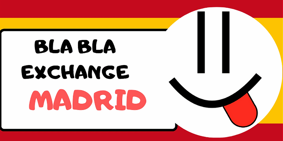 Madrid BlaBla Exchange