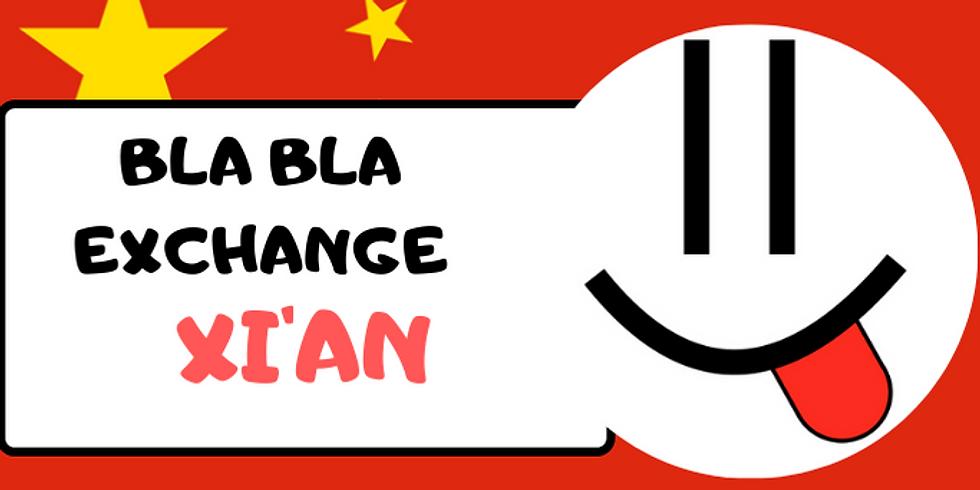 Xi'An BlaBla Exchange