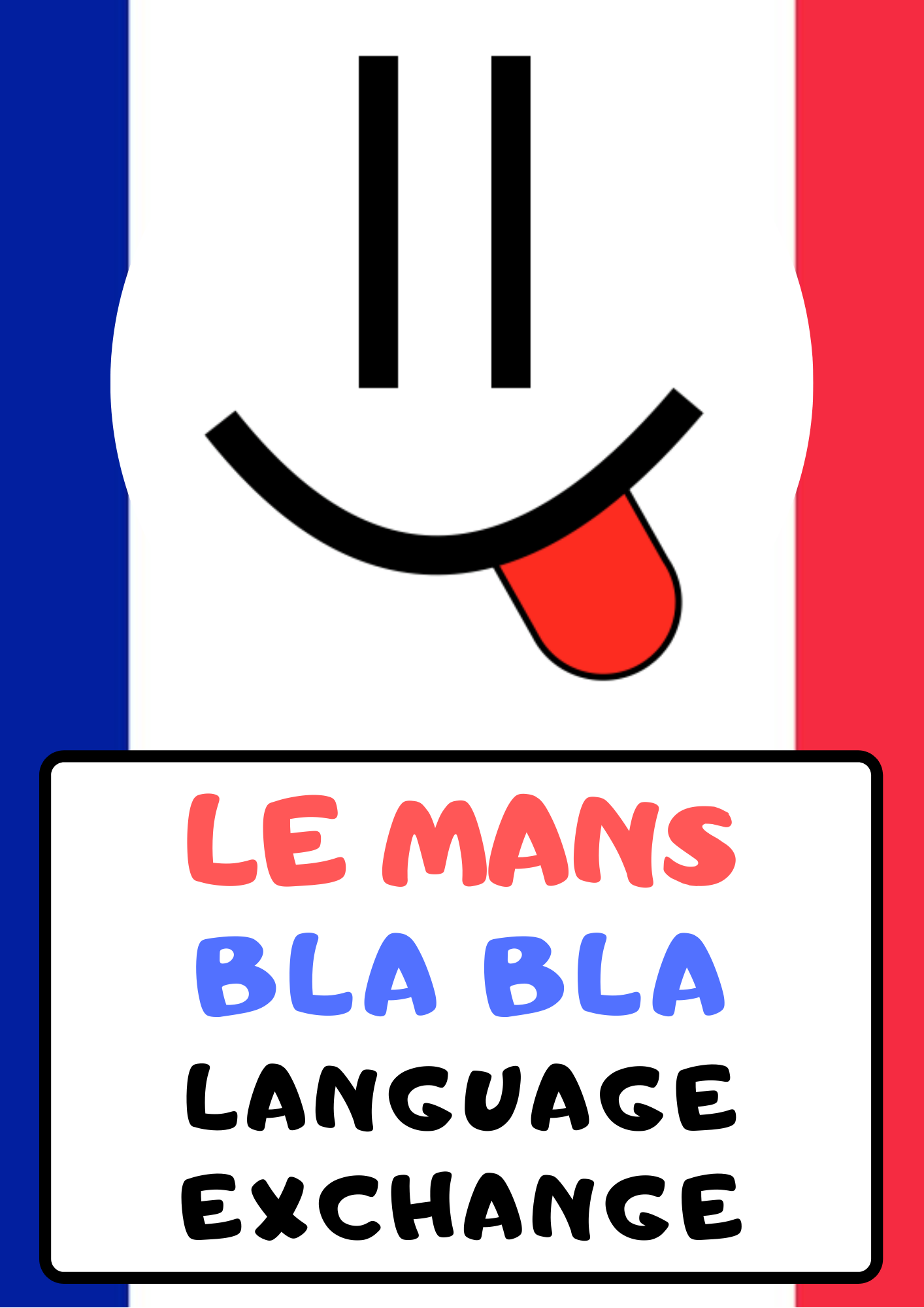 Le Mans BlaBla Language Exchange