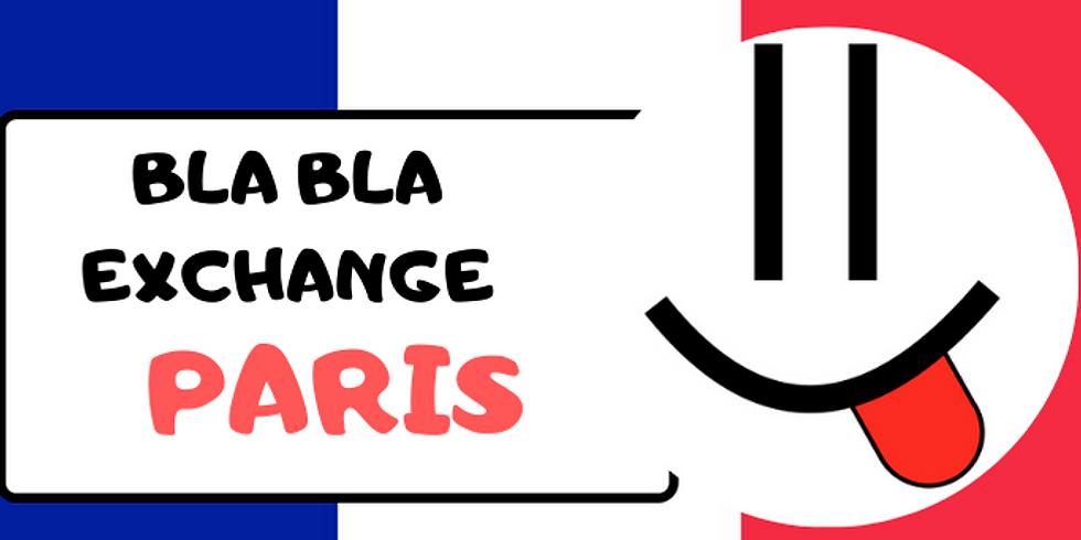 Paris BlaBla Exchange
