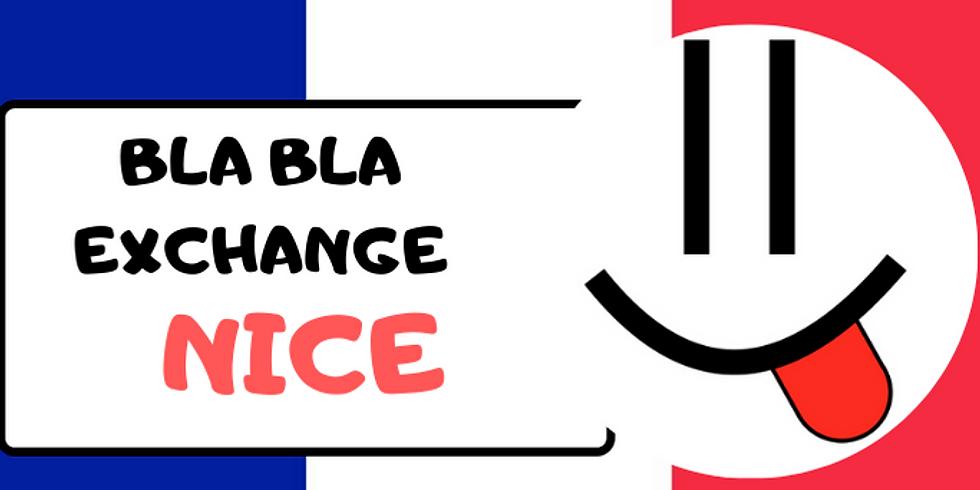 Nice BlaBla Exchange