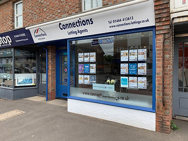 Picture Connetions Letting Agents Ofiice in Sussex Road