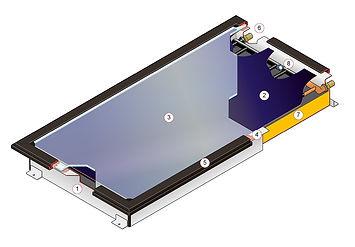 Coletor Suneco Solar Focus