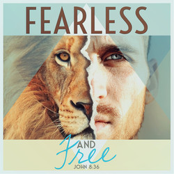 Fearless and Free Poster