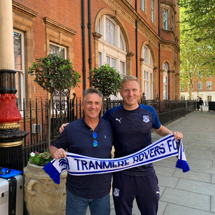 Tranmere Rovers launch partnership with Halton Hawks FC