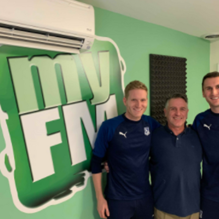 Halton Hawks FC partners with England's Tranmere Rovers (101.3 myFM Radio Interview)