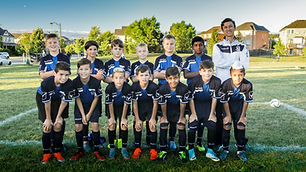 Halton Hawks FC - U12