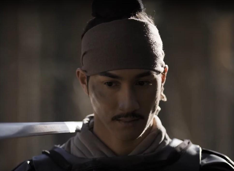 Han Xin -Keanu Lee Nunes