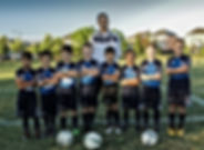 Halton Hawks FC U8