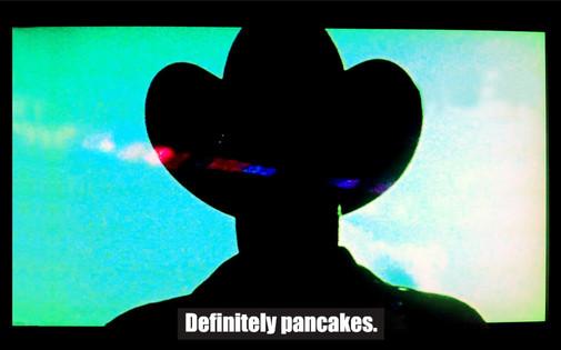 Ponderosa, Pancakes
