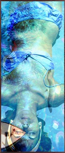 Riva, blue