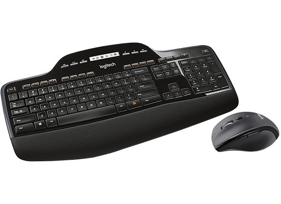 LOGITECH WIRELESS DESKTOP MK710 COMBO