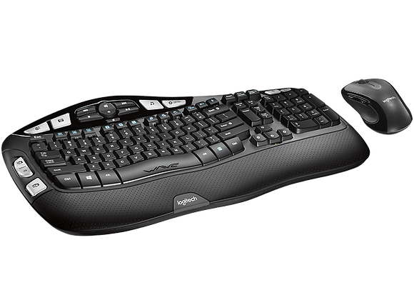 LOGITECH MK550 Wireless Wave Keyboard/Mouse Combo