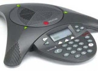 Polycom SoundStation2, non-expandable