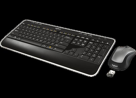 LOGITECH MK520 Full Keyboard/Laser Mouse Combo