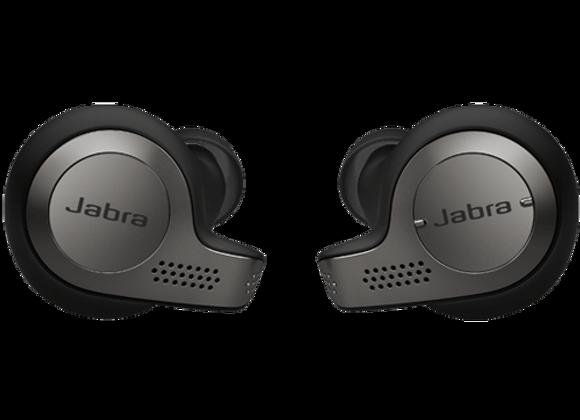 JABRA EVOLVE 65t, TITANIUM BLACK
