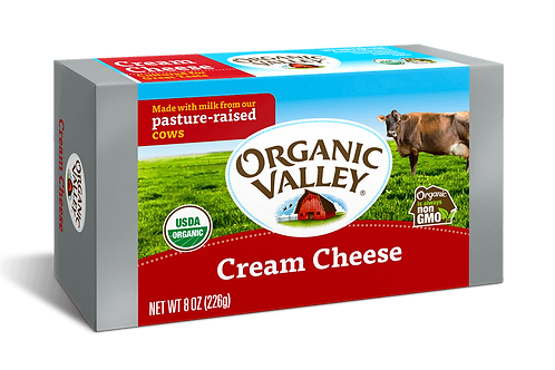 Organic Valley Organic Cream Cheese