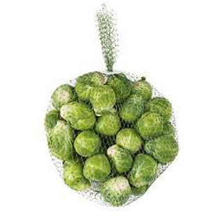 Organic Brussel Sprouts - 1 pound bag
