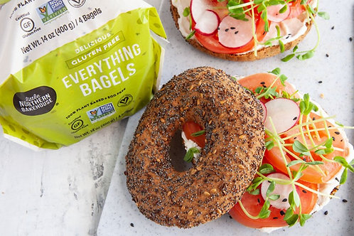Little Northern Bakehouse Everything Bagels GF
