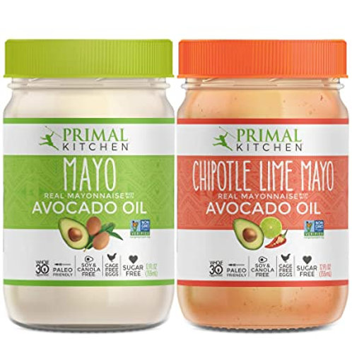 Primal Kitchen Mayo - 2 Flavors